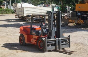 Lonking Forklift 2