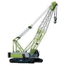 Crawler Lattice Crane